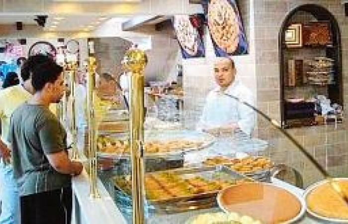 ارتفاع حاد في أسعار حلويات الشرقية