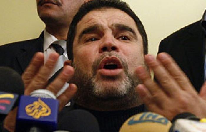 حماس: السلطة الفلسطينية كانت لها دور فى التحريض بين الأحزاب المصرية