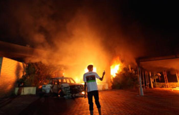 توجيه الاتهام إلى أحد المسئولين المفترضين عن اعتداء بنغازى
