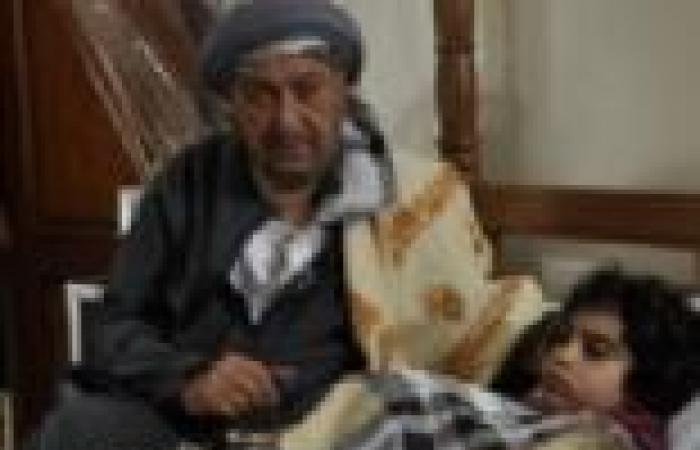 """الحلقة (28) من """"خلف الله"""": القبض على """"نور الشريف"""" خلال حفل زفافه على """"فريدة"""""""