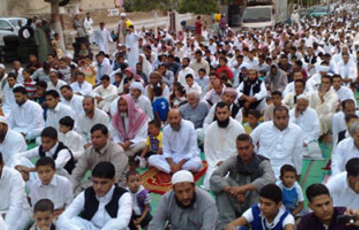 أوقاف جنوب سيناء  تستعد بـ12 ساحة لصلاة عيد الفطر
