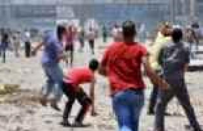 """""""الصحة"""": مصرع 1 وإصابة 62 حصيلة اشتباكات القاهرة والإسكندرية والبحيرة أمس"""