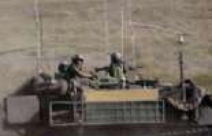 قوات الاحتلال تعتقل 5 فلسطينيين وتصيب آخرين خلال اقتحامات للضفة الغربية