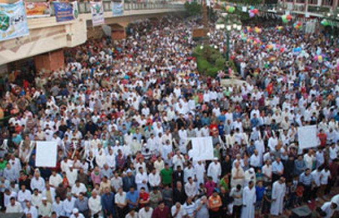 ننشر خريطة تحالف دعم الشرعية بالفيوم خلال صلاة العيد بجميع أنحاء المحافظة