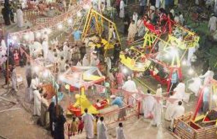 مدن الألعاب الترفيهية وجهة العائلات في العيد