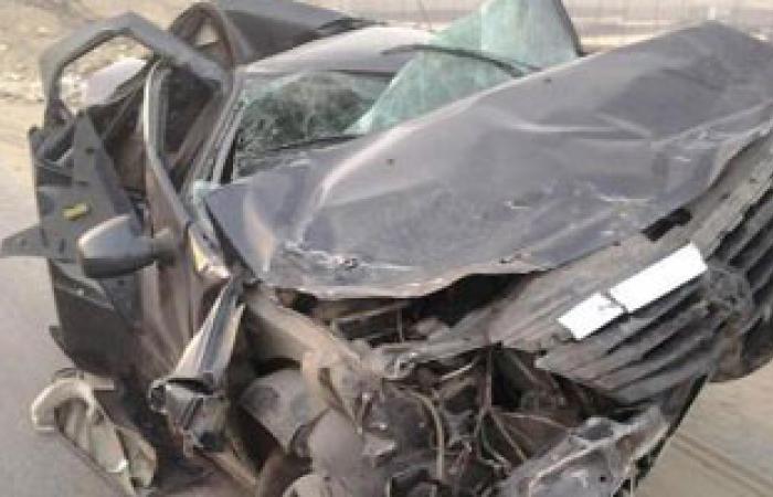 مصرع 5 لبنانيين وإصابة 3 آخرين وفقدان طفل فى حادث مرورى