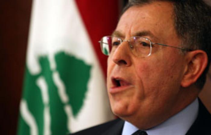 السنيورة: خرق جنود إسرائيليين للأراضى اللبنانية يحمل دلالات غير مطمئنة