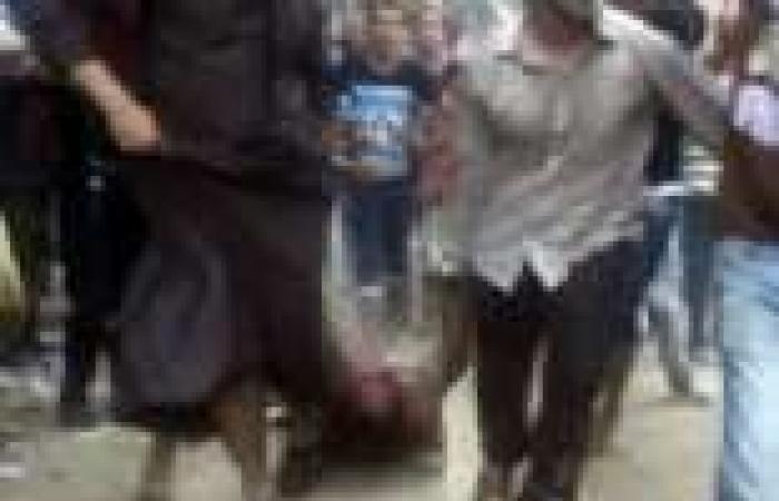 أهالى قرية يحتفلون بـ«العيد» بالقصاص من مسجلين خطر