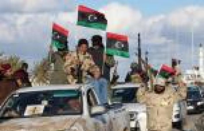 قوات عسكرية ليبية تنتشر في طرابلس لحفظ الأمن