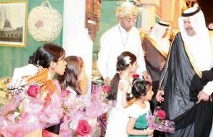 فيصل بن سلمان يطلق فعاليات «عيد طيبة 34»