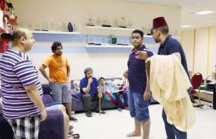 مسرحية كوميدية عن التواصل الاجتماعي في عيد القطيف