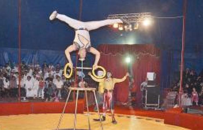 انطلاق ألعاب السيرك والتطعيس و«تلي ماتش» في المهرجان