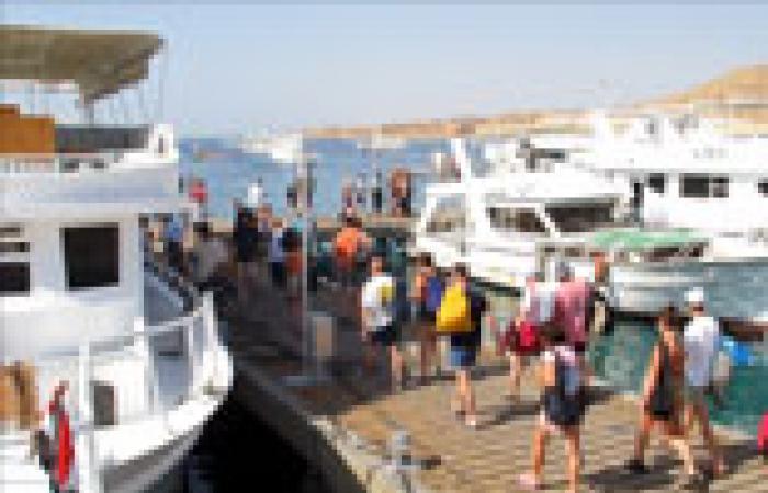 55 ألف سائح إيطالي زاروا البحر الأحمر خلال الشهر الماضي