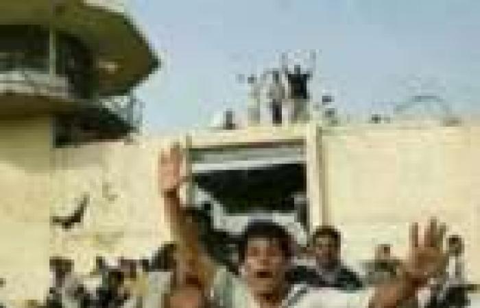 """اعتقال جميع المخططين لعملية هروب سجناء معتقل """"أبو غريب"""""""