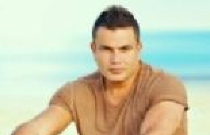 """طرح غلاف ألبوم عمرو دياب الجديد """"الليلة"""""""