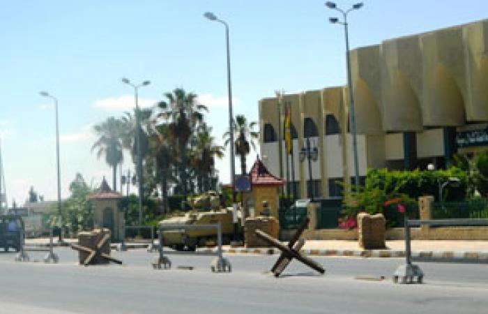 الأمن يمشط شوارع العريش لضبط المتورطين فى تفجيرات الفجر