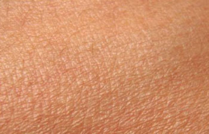 اختبار للجلد للتكهن بالعمر الافتراضى للإنسان