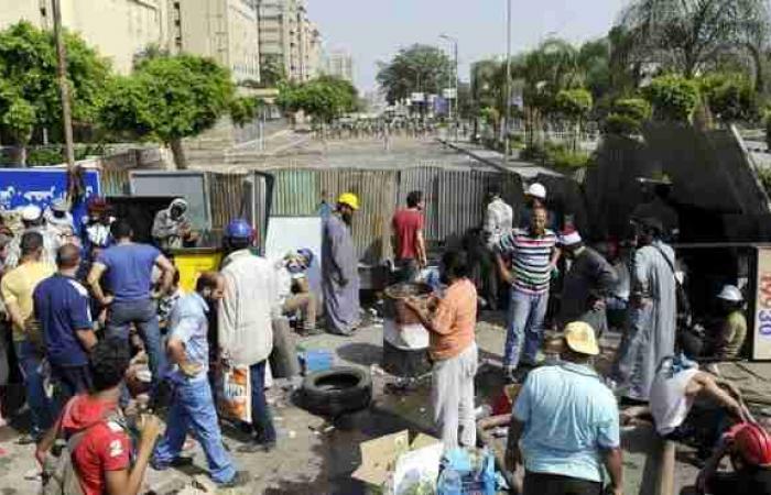 """إصابة 21 بجروح بينهم حالة بطلق ناري في اشتباكات """"الإخوان"""" والأمن في مطروح"""