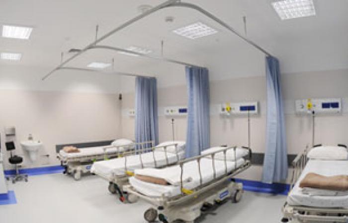 """""""صحة الإسكندرية"""": إخلاء مستشفى العجمى العام للاشتباه فى وجود قنبلة"""
