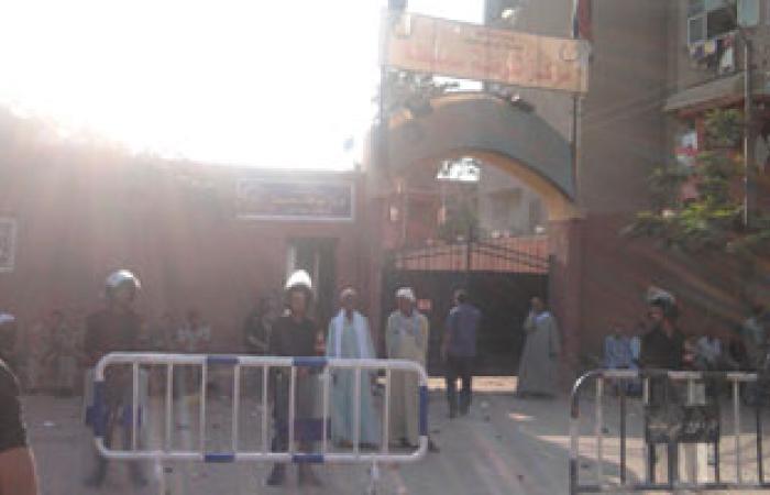 أنصار الإخوان يهاجمون قسم شرطة مغاغة والعدوة ويسرقون الأسلحة