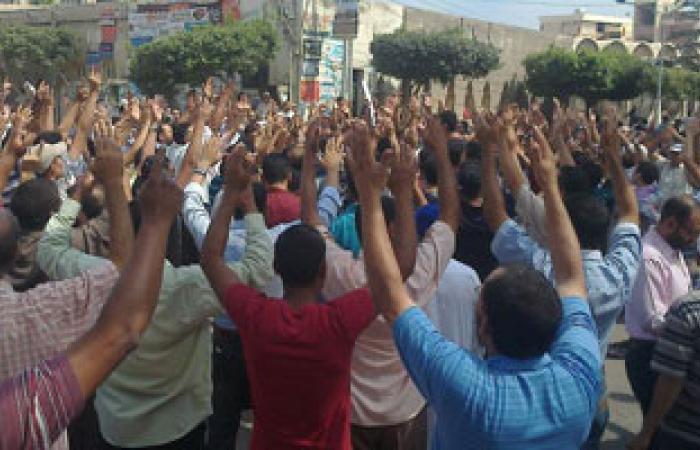 الإخوان يشعلون النار فى مجلس مدينة ساحل سليم بأسيوط