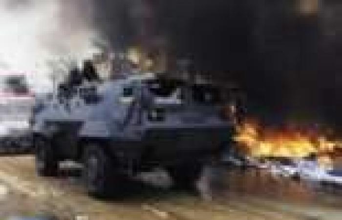 """""""إخوان"""" دمياط يتهمون قوات الشرطة باختطاف ثلاثة من معتصمي """"رابعة"""""""