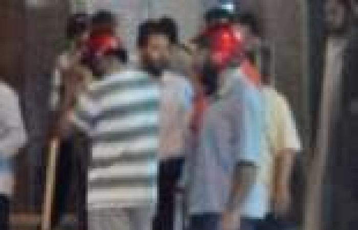 """اشتباكات بين الإخوان وأهالي دمنهور خلال تشييع جثمان أحد قتلى """"رابعة"""""""