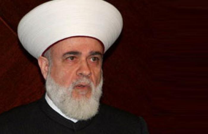 أعلى هيئة إسلامية سنية فى لبنان تطالب المفتى بالتنحى