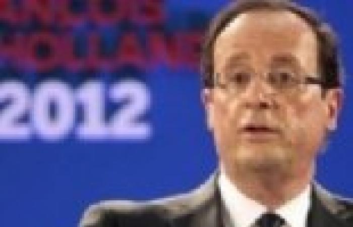 الرئيس الفرنسي يؤكد على أهمية الحل السياسي للأزمة السورية