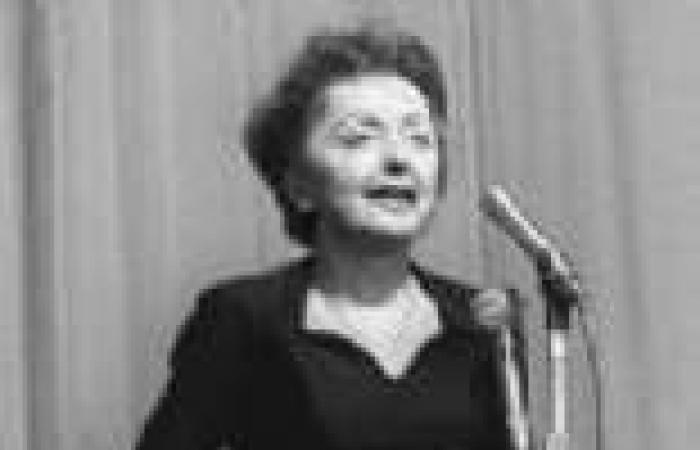 """بالصور  لقطات نادرة لعميدة الموسيقى الفرنسية """"إديث بياف"""""""