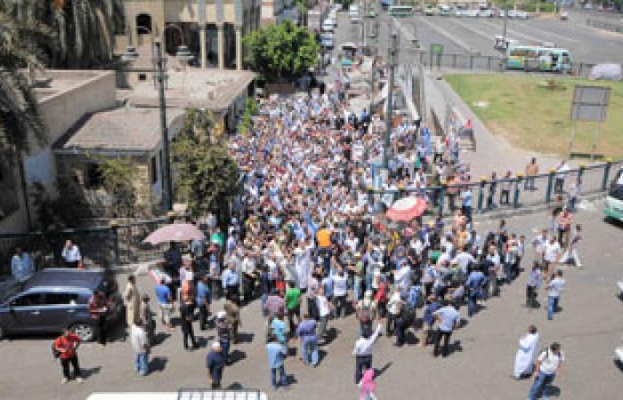 """""""يسار الإسكندرية"""" تحمل الإخوان مسئولية أى أعمال عنف فى مظاهرات اليوم"""