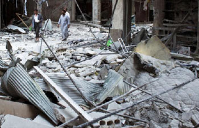 الجزائر تؤكد أهمية البدء فى عملية سياسية لإنهاء الأزمة فى سوريا
