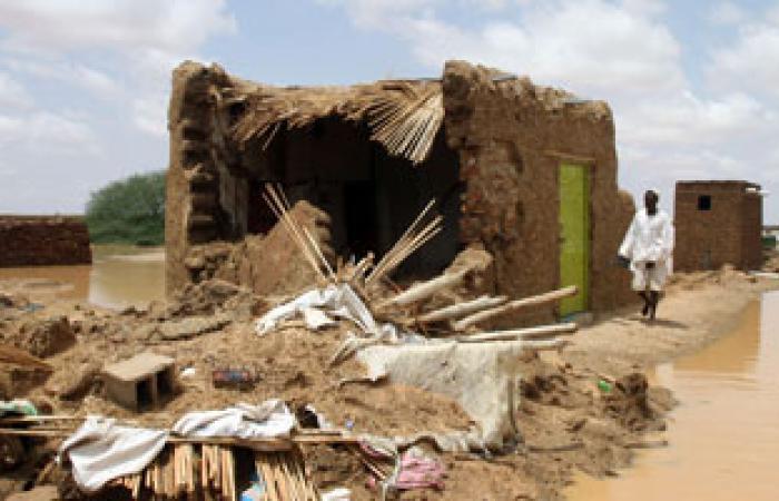 وصول أولى طائرات المساعدات السعودية لمتضررى السيول بالسودان