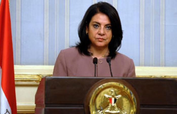 """وزيرة الإعلام: """"الجزيرة مباشر مصر"""" أصبح وجودها """"مجرم"""" فى مصر"""