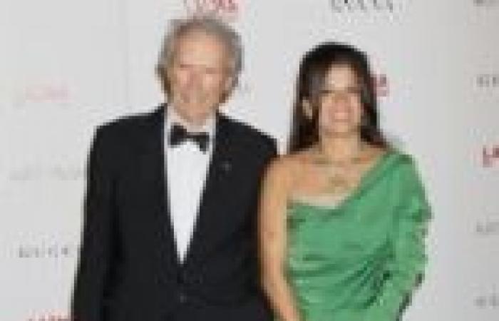 كلينت إيستوود ينفصل عن زوجته بعد 17 عاما من الزواج