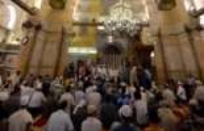 خطيب التليفزيون: مصر محفوظة وستبقي قوية على أعدائها