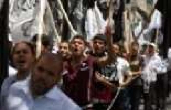 """""""تمرد ضد الظلم في غزة"""" تطلق صافرة الإنذار الأولى ضد حماس"""