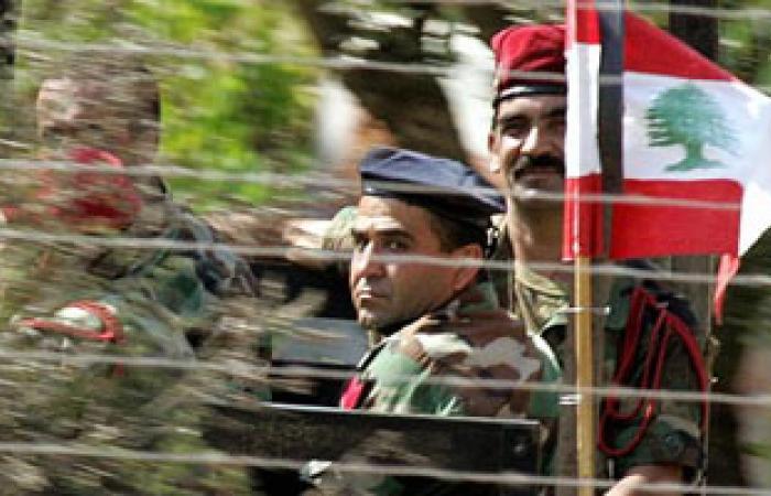 تعرضت دورية للجيش اللبنانى لإطلاق نار فى طرابلس بشمال البلاد