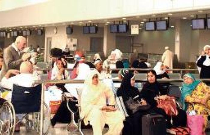1500 رحلة و7 آلاف موظف في استقبال ووداع الحجيج