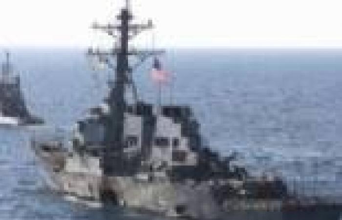 """أمريكا ترسل السفينة """"سان انطونيو"""" للإنزال البر مائي لشرق البحر المتوسط عبر قناة السويس"""
