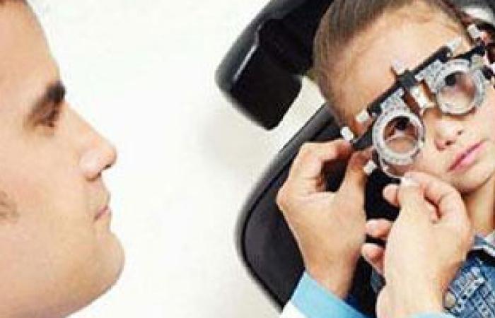 """طبيب عيون: """"الحول"""" من أمراض العيون الأكثر شيوعا بين الأطفال"""