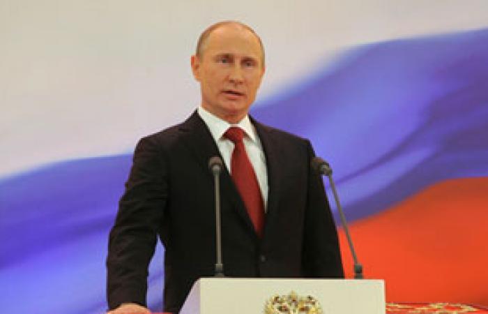 """بوتين: المزاعم الأمريكية ضد الأسد """"تحريضية"""""""