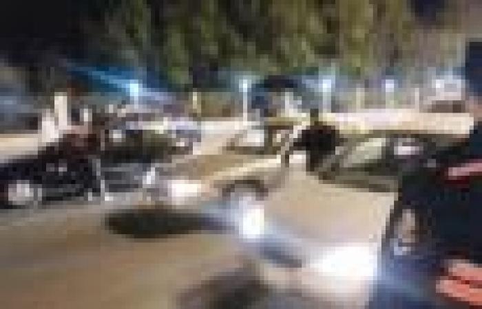 1300 مخالفة في أربع حملات مرورية متفرقة ... الجمعة