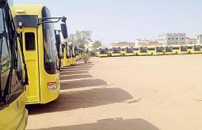 150 حافلة جديدة لنقل طالبات نجران