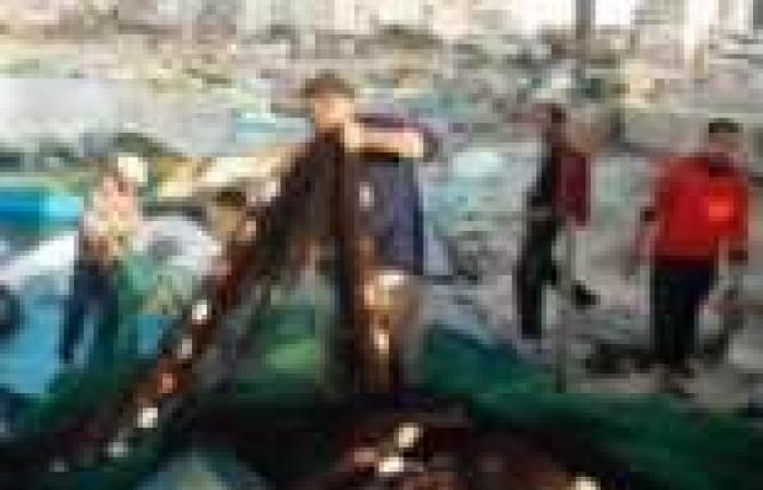 """إضراب صيادي """"الأتكة"""" بالسويس عن العمل ومنع 80 سفينة من الملاحة في الميناء"""
