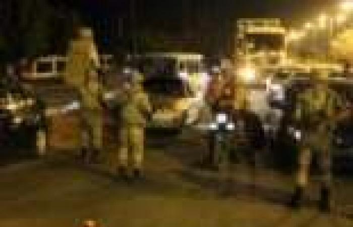 ضبط 8 في الإسكندرية بينهم عراقيان لمخالفتهم قرار حظر التجوال