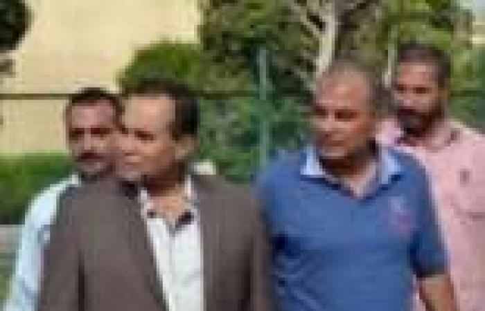 محافظة الإسماعيلية يستقبل مطران الأقباط الكاثوليك بالمحافظة