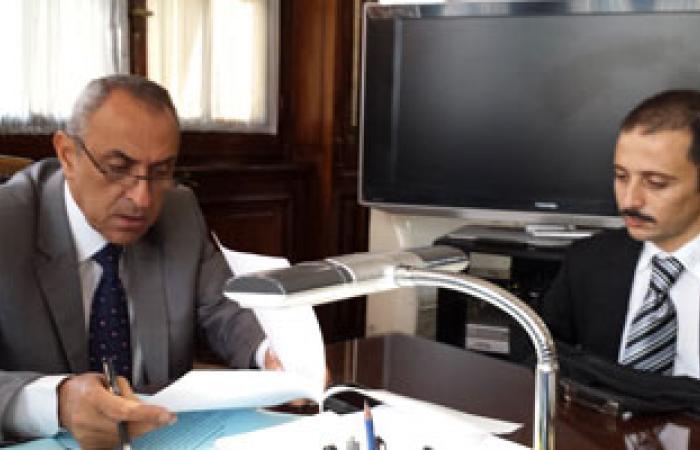 """أبو حديد"""": تشكيل أول مجلس قومى للإرشاد الزراعى لعودة الدورة الزراعية"""