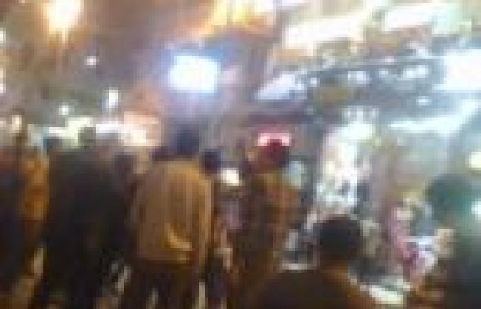 """مناوشات بين أنصار """"المعزول"""" وأهالي قرية بدمياط بسبب هتافات ضد """"السيسي"""""""