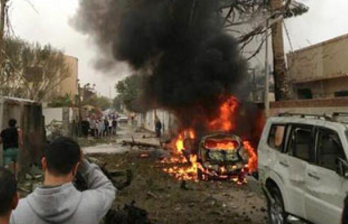 اشتباكات مسلحة بسرت الليبية تتسبب فى سقوط جرحى وإحراق عدد من السيارات